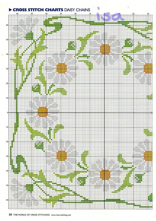 Gallery.ru / Photo # 10 - The world of cross stitching 036 September 2000 - WhiteAngel