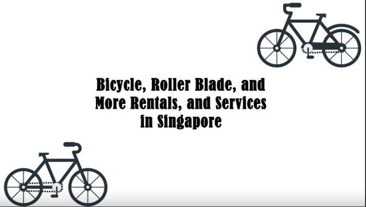 Bicycle roller blade and more rentals and services in