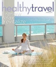 Healthy Travel Magazine new via @Alison Lewis #travel #health #fitness books-worth-reading