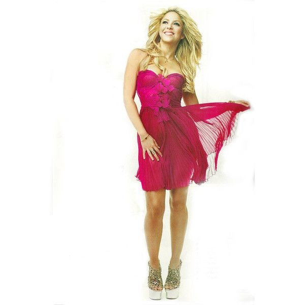 Shakira pictures – Discover music, videos, concerts, stats, & pictures... ❤ liked on Polyvore featuring shakira and people