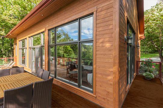 17 Best Images About Revetement Maison On Pinterest Mid Century Ranch Construction Design And