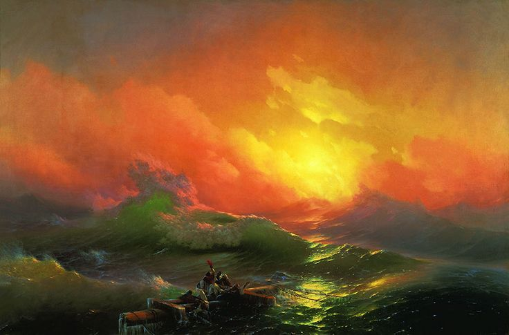 Light, Water and Sky: The Paintings of Ivan Aivazovsky book pdf
