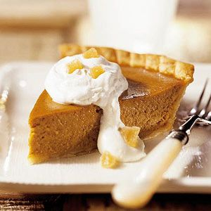Perfect Pumpkin Pie~We made this classic dessert pie even more ...