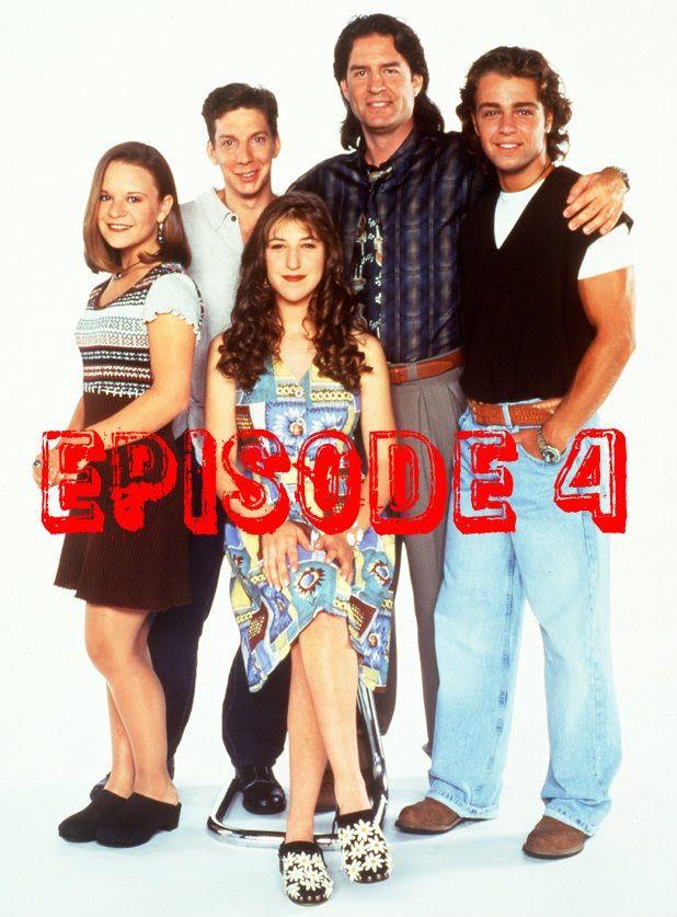 "Blossom Season 1 Episode 4 ""Dad's Girlfriend"""