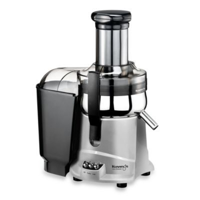 omega nutrition center chrome and black juicer