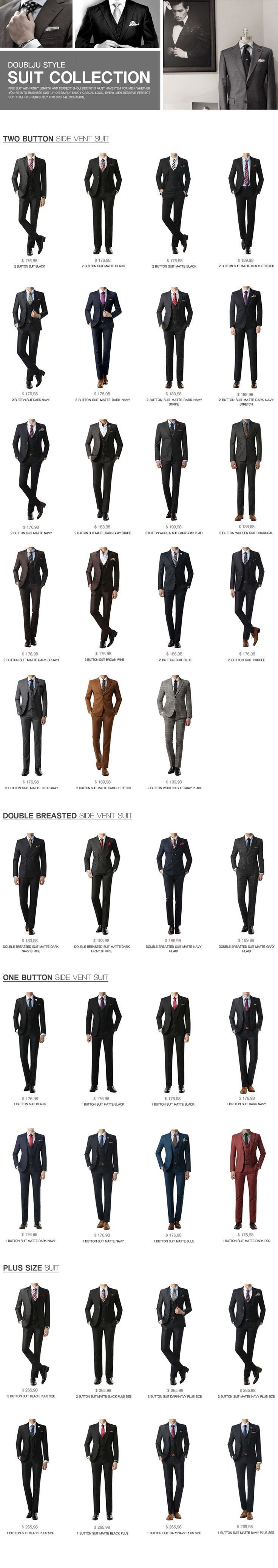 Suits - MEN Doublju. #doublju | Raddest Men's Fashion Looks On The Internet: http://www.raddestlooks.net
