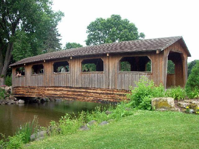 70', built across arm of Lake Winnebago in Lakeside Park in Fond Du Lac, Fond du Lac County, WI.