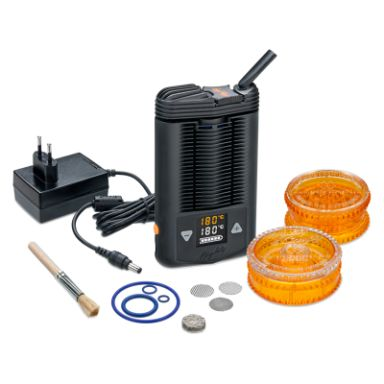 The New MIGHTY VAPORIZER from Storz N Bickel the makers of the original Volcano #vape
