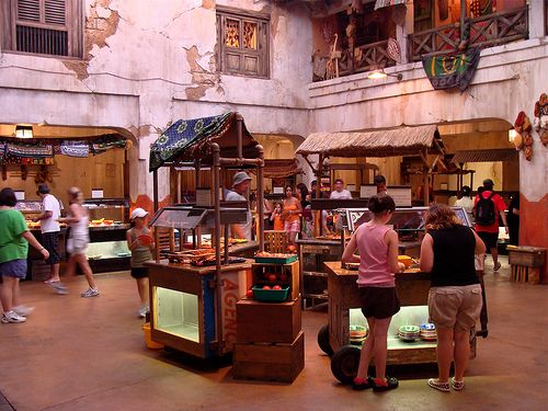 the pros and cons of all animal kingdom restaurants animal kingdom