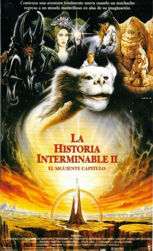 Watch->> The Neverending Story II: The Next Chapter 1990 Full - Movie Online