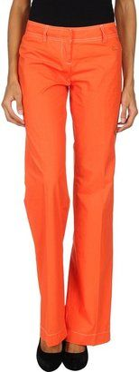 GUESS BY MARCIANO Casual pants - Shop for women's Pants - Orange Pants