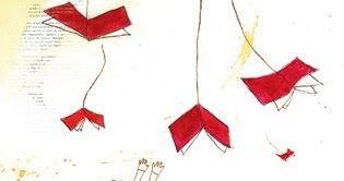 """Reseña múltiple de Cris D, para el blog """"Estantes de papel"""". http://estantespapel.blogspot.com.es/2016/04/resena-serie-amor-y-sangre-de-mc-sark.html"""