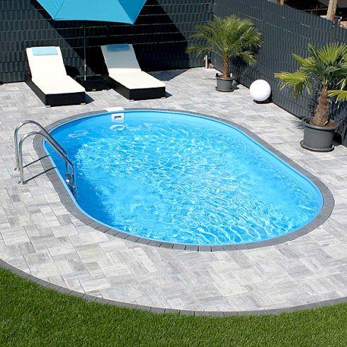 Ideal Hochwertige Stahlwandbecken f r die private Wellnessoase von POOLSANA GmbH u Co KG Pool Im GartenGarten