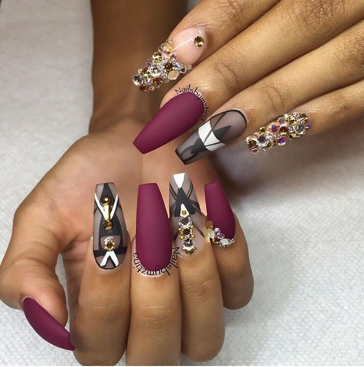Awesome nail design