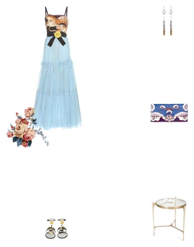 """Grace"" by zoechengrace ❤ liked on Polyvore featuring Valentino and Alice Menter"