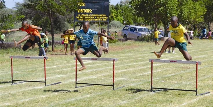 Hekkies atlete  Foto - Dolf du Plessis