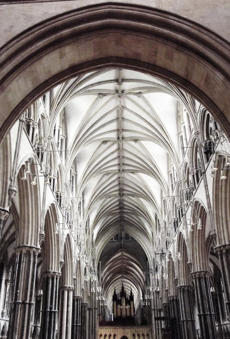 Lincoln Cathedral - Lincoln, UK