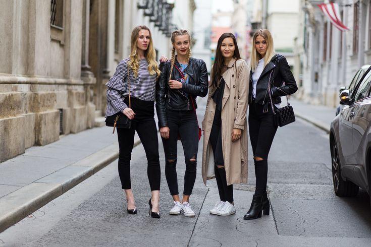 Vienna Fashion Week - Street Style Women