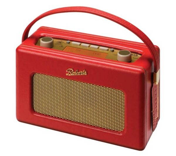 Buy ROBERTS Revival RD60 Portable DAB Radio - Red | Free Delivery | Currys #KitOutYourKitchen