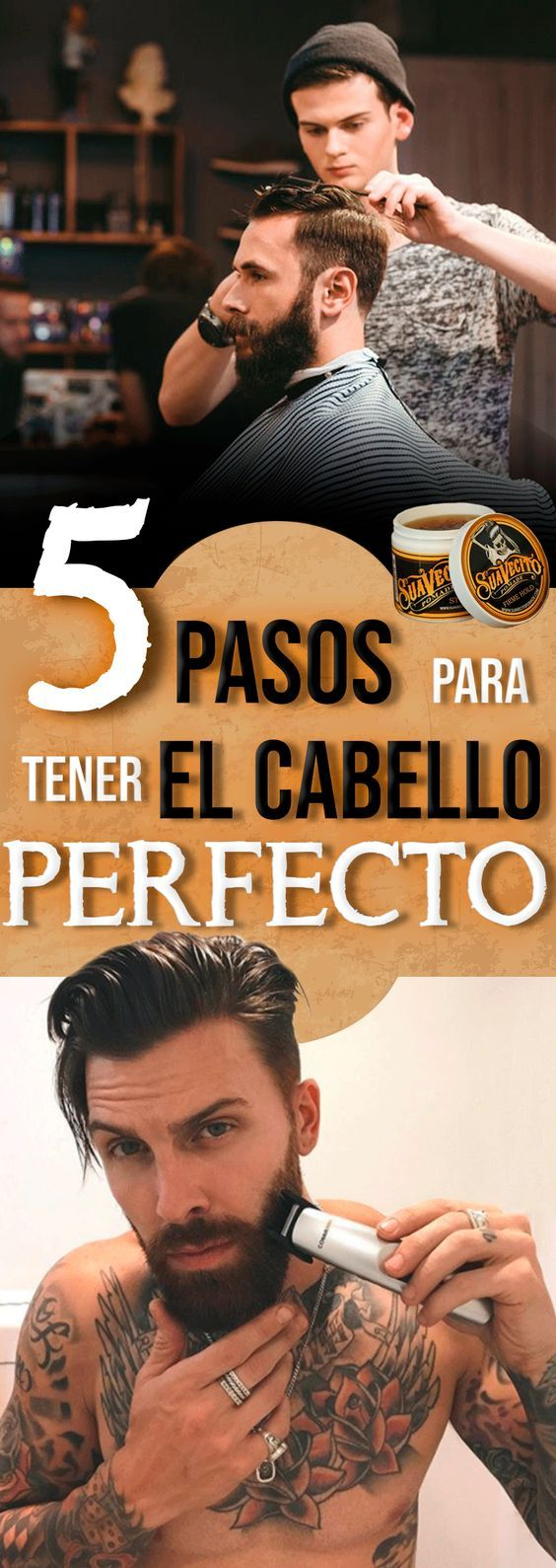 Hairdressing tips. Tips with regard to fantastic looking hair. Your own hair is usually just what can easily define you as a man or woman. To the majority of men and women it is undoubtedly vital to have a really good hair style. Trendy Mens Haircuts, Haircuts For Long Hair, Great Hairstyles, Girl Haircuts, Short Haircuts, Hair And Beard Styles, Short Hair Styles, Short Hair Style Men, Super Moda