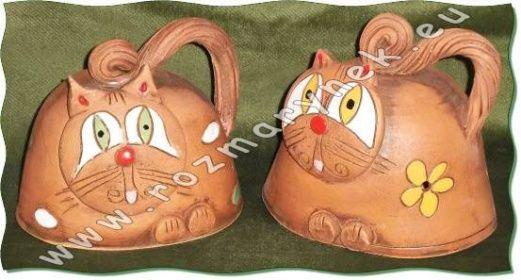 Z01: Zvonky kočky velké