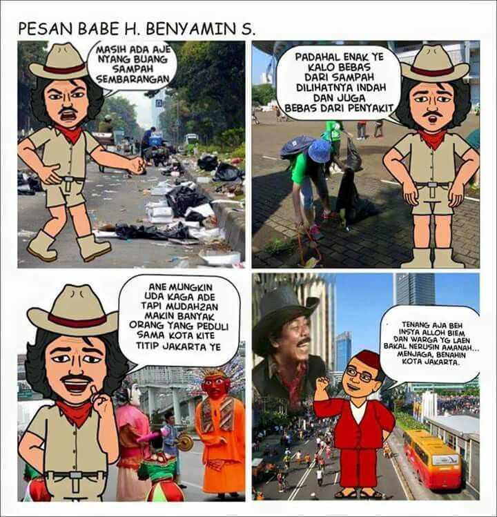 #Obimi  #PutraBetawiAsliUntukGubernurDKI2017  #BiemBenjaminUntukGubernurDKI2017
