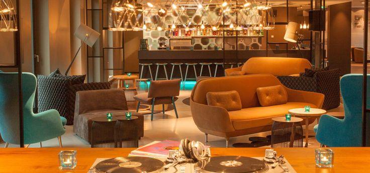 goedkope, hippe Hotels in Berlin, München, Wien, Hamburg, Frankfurt maar ook Brussel en amsterdam enz - Motel One