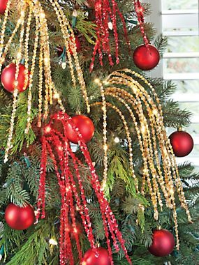Holiday Sparkler - Lighted Tinsel - Battery-operated Christmas Lights | Solutions