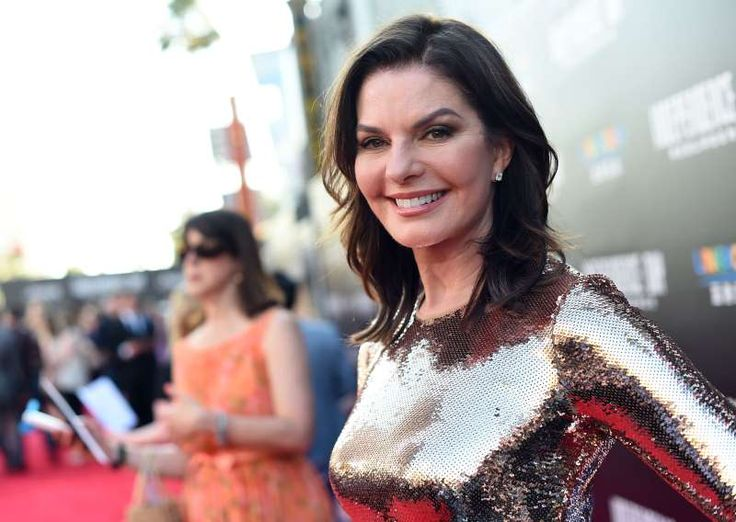 """2017 Razzie Award nominations:     Worst Supporting Actress:   Sela Ward for """"Independence Day: Resurgence"""" ﴾Pictured﴿ Ward arrives at the premiere of the movie TCL Chinese Theater in Los Angeles on June 20, 2016."""