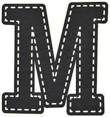 abecedario letras gigantes - Buscar con Google