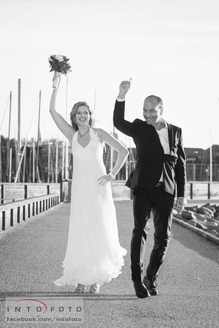En anderledes brudevals #Bryllupsfotograf #Intofoto #Bryllupsfoto #Bryllupsfotografering #Hillerød #Nordsjælland