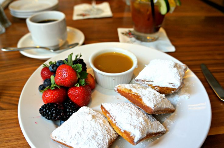 Forget cookies and milk. We know what Santa really wants for Christmas: Beignets and Bloody Marys.
