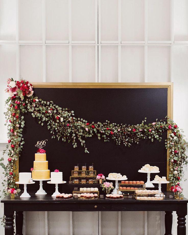 Wedding Dessert Table Backdrop: 25+ Best Ideas About Dessert Table Backdrop On Pinterest