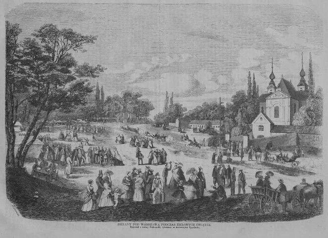 1857 Bielany pod Warszawą