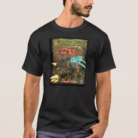 Black The Mutant Epoch T-Shirt - tap, personalize, buy right now!