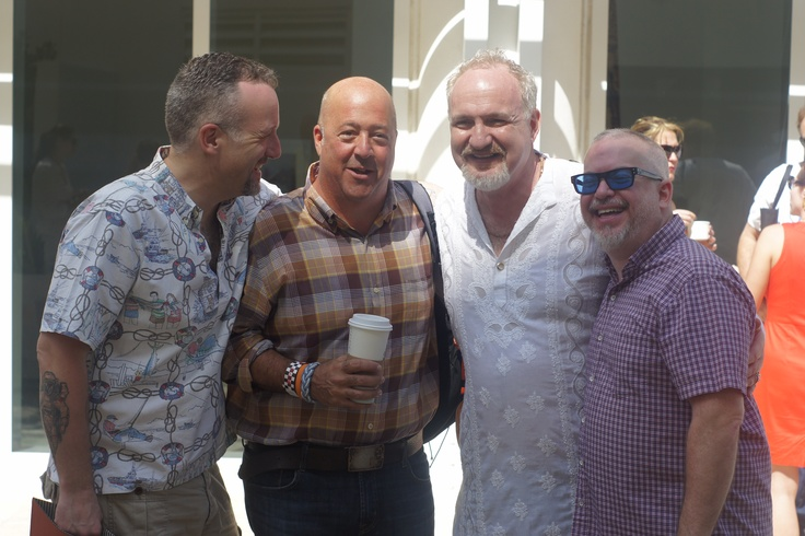 Is Andrew Zimmern Gay 117
