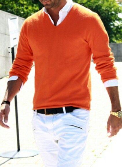 Orange man.... Never got the pic