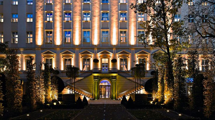 Kempinski Hotel Hybernská - Prague. One of teh most luxurious hotels in Prague. #hotelinteriordesigns