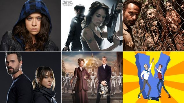 15 TV Shows That Reinvented Science Fiction In The Past Decade