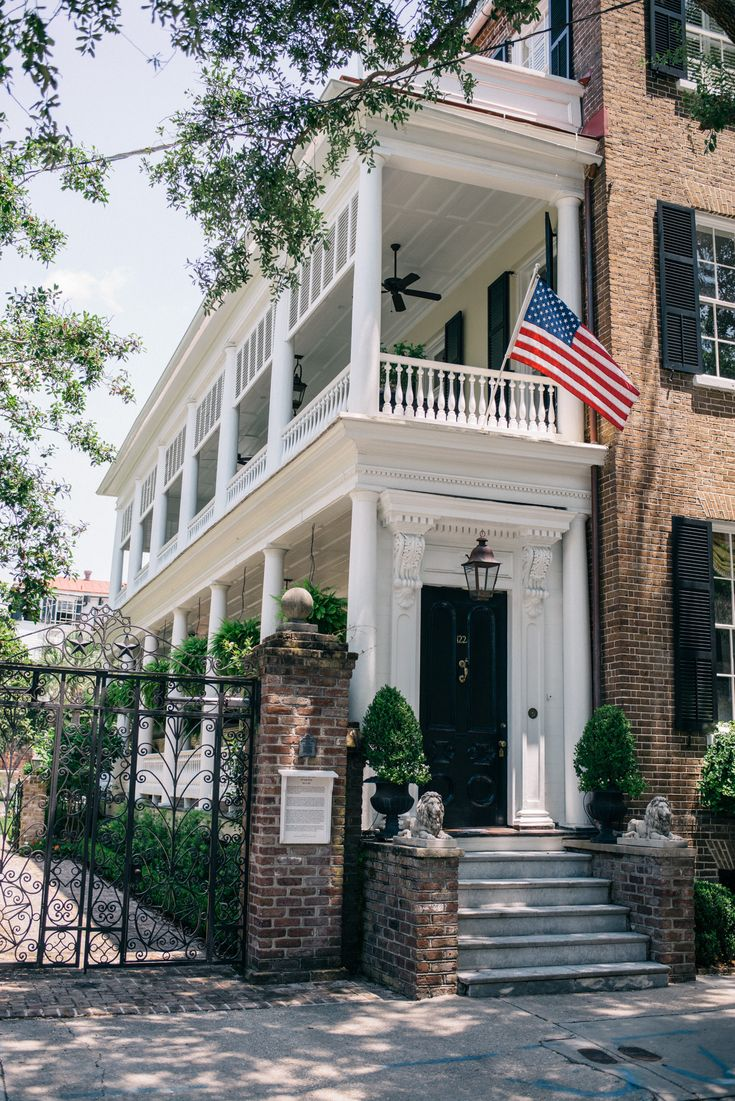 Gorgeous Charleston home
