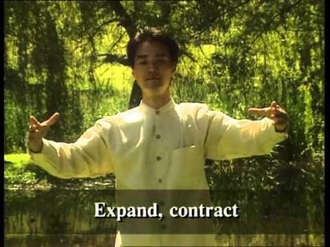 Initiation au Tai Chi - Exercices de relaxation, cours complet en français sous titré anglais....reépinglé par Maurie Daboux .•*`*•. ❥