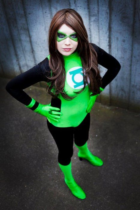 1000+ images about Green Lantern (Female) Cosplays on ...