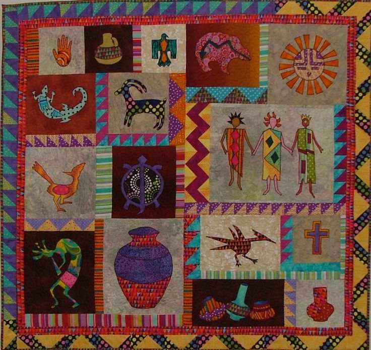 Southwest Quilt Patterns Quilt Spark Southwest Memories