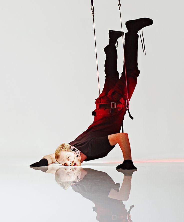 David Ellis - Simon Pegg