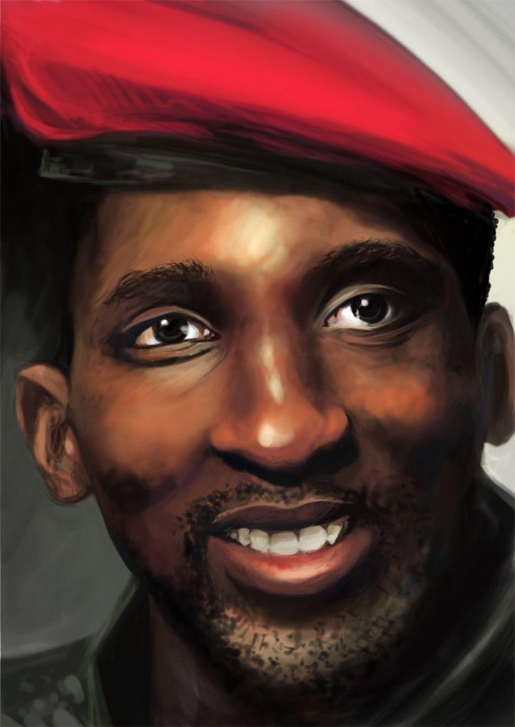 thomas sankara former president of burkina faso