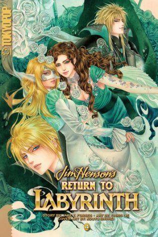Return to Labyrinth,  Vol. 4