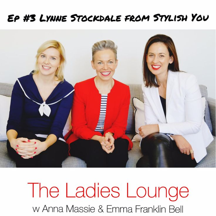 *Inspired* Goodness me it's such a privilege to get to chat to such amazing women on The Ladies Lounge Podcast! The absolutely lovely Lynne Stockdale from Stylish You talks to us about soooo many things including style, gaining confidence getting started and so much more! Lynne is open, upfront and just wonderful and she really has so much to share AND she's a bundle of fun to boot! https://itunes.apple.com/au/podcast/the-ladies-lounge/id1135933189?mt=2&i=372837096