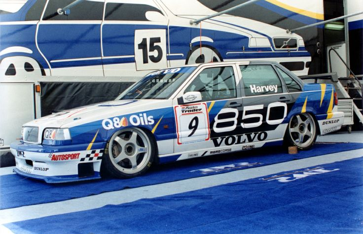 volvo 850 pictures | BTCC Volvo 850 t5 - a photo on Flickriver