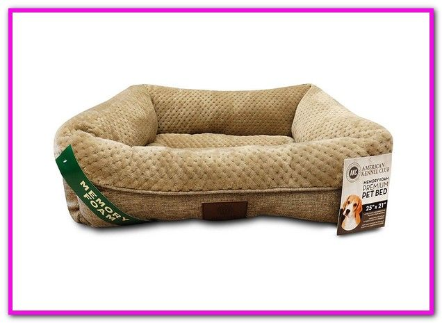 How To Wash American Kennel Club Dog Beds With Images Dog Bed