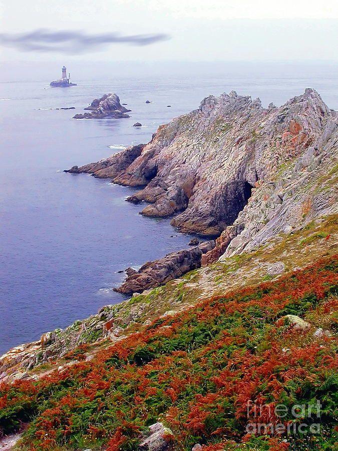 Pointe du Raz en Cap Sizun, Finistère <3